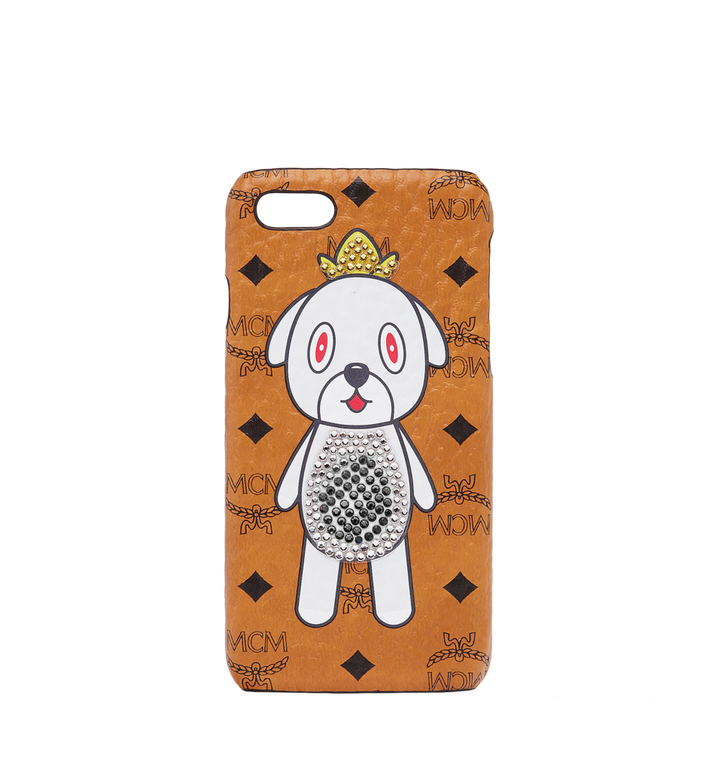 MCM MCM x Eddie Kang Gray iPhone 6S/7/8 Case MYE8SOC03CO001 AlternateView