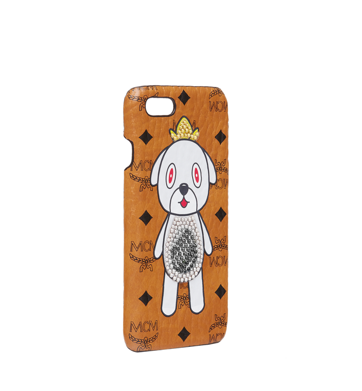 MCM MCM x Eddie Kang Gray iPhone 6S/7/8 Case MYE8SOC03CO001 AlternateView2