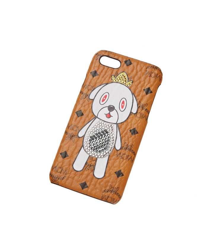 MCM MCM x Eddie Kang Gray iPhone 6S/7/8 Case MYE8SOC03CO001 AlternateView4