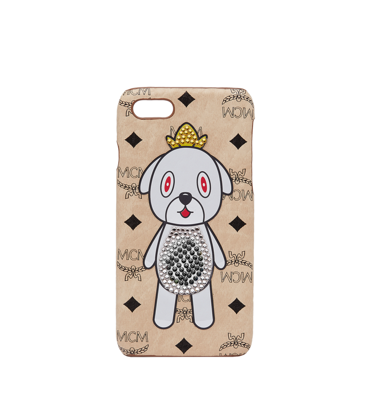 MCM MCM x Eddie Kang Gray iPhone 6S/7/8 Case MYE8SOC03IG001 AlternateView