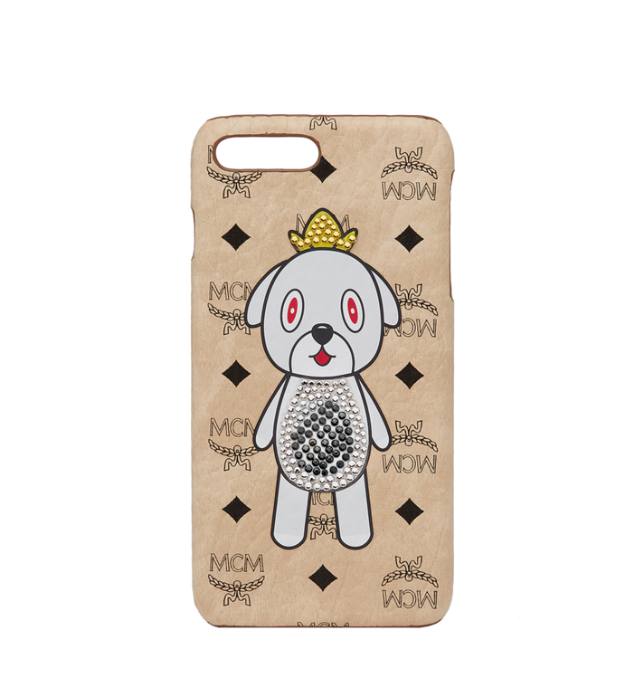MCM MCM x Eddie Kang Gray iPhone 6S/7/8 Plus Case MYE8SOC04IG001 AlternateView