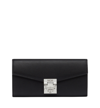 MCM Patricia Crossbody Wallet in Nappa Leather MYL8SPA01BK001 AlternateView