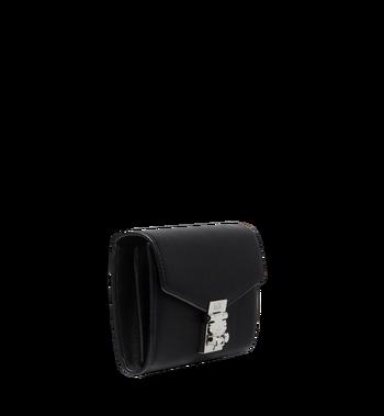 MCM Patricia Crossbody Wallet in Nappa Leather MYL8SPA01BK001 AlternateView2