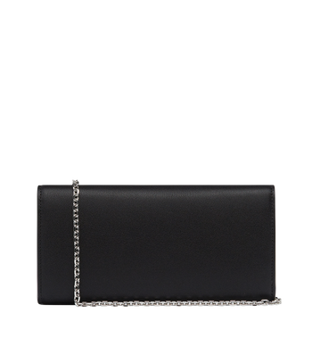 MCM Patricia Crossbody Wallet in Nappa Leather MYL8SPA01BK001 AlternateView3