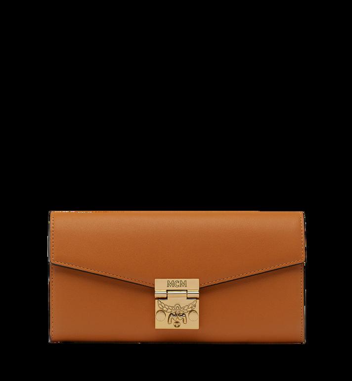 MCM Patricia Crossbody Wallet in Nappa Leather MYL8SPA01CO001 AlternateView
