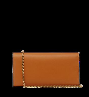 MCM Patricia Crossbody Wallet in Nappa Leather MYL8SPA01CO001 AlternateView3