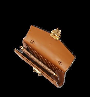 MCM Patricia Crossbody Wallet in Nappa Leather MYL8SPA01CO001 AlternateView4