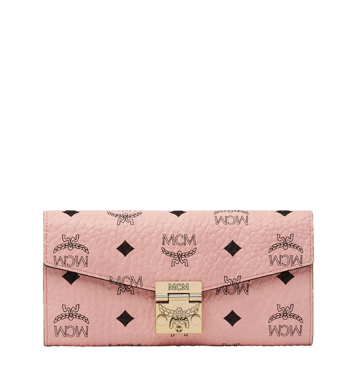 MCM Patricia Crossbody Wallet in Visetos MYL8SPA11PZ001 AlternateView