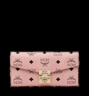 MCM Patricia Crossbody Wallet in Visetos MYL8SPA11PZ001 AlternateView