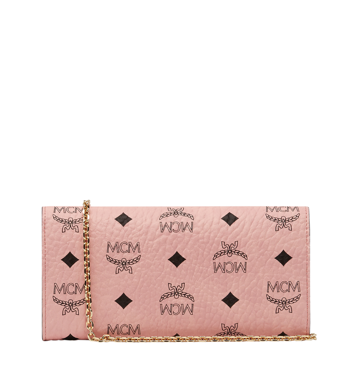 MCM Patricia Crossbody Wallet in Visetos MYL8SPA11PZ001 AlternateView3