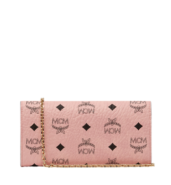 MCM Patricia Crossbody Wallet in Visetos MYL8SPA11PZ001 AlternateView3