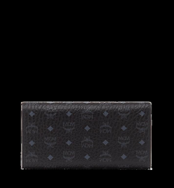 MCM Original dreifach gefaltete Brieftasche in Visetos MYL8SVI48BK001 AlternateView3