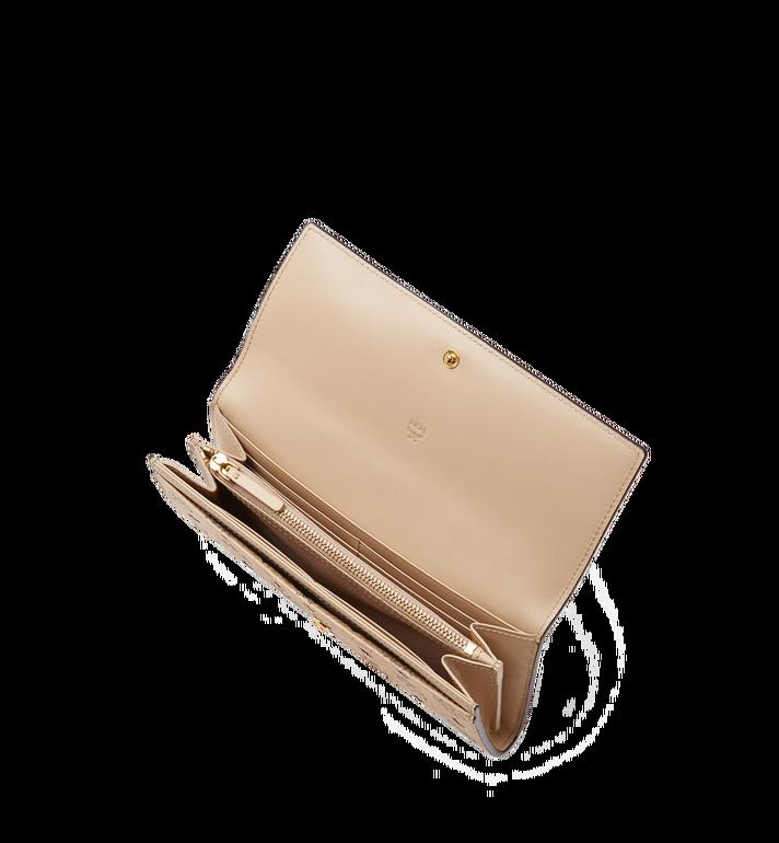 MCM Two Fold Wallet in Visetos Original MYL8SVI99IG001 AlternateView4