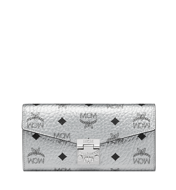 MCM Patricia Crossbody-Brieftasche in Visetos MYL9SPA11SB001 AlternateView