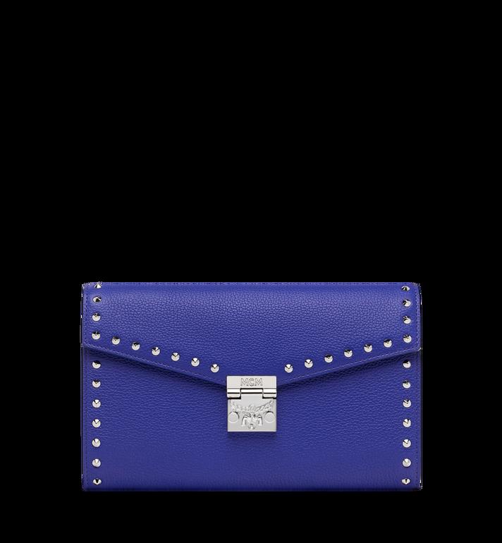 MCM Patricia Continental Brieftasche aus Studded Outline Leder MYL9SPA19HG001 AlternateView