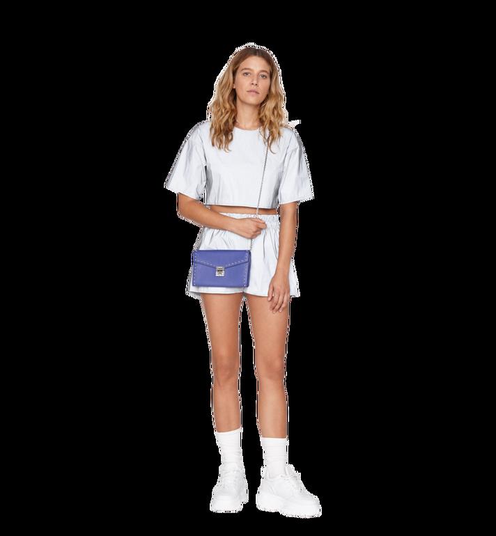 MCM Patricia Continental Brieftasche aus Studded Outline Leder MYL9SPA19HG001 AlternateView6