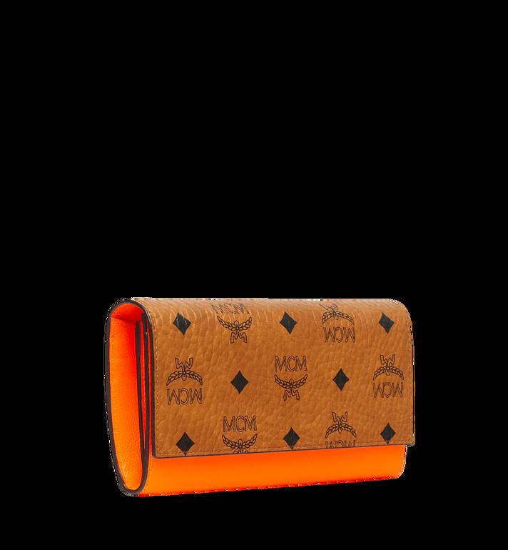 MCM Geonautic Two-Fold Wallet in Visetos AlternateView2