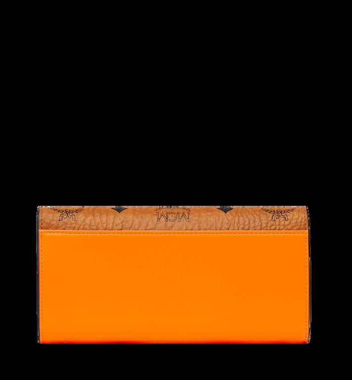 MCM Portefeuille à deux volets Geonautic en Visetos AlternateView3