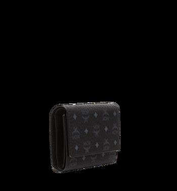 MCM Original dreifach gefaltete Brieftasche in Visetos MYM8SVI49BK001 AlternateView2