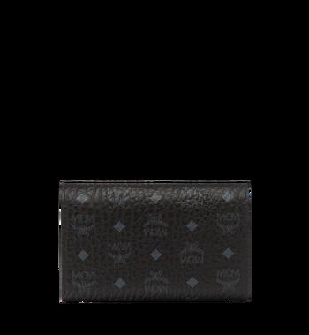 MCM Original dreifach gefaltete Brieftasche in Visetos MYM8SVI49BK001 AlternateView3