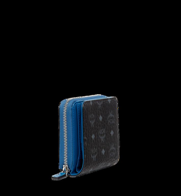 MCM Color Visetos Zip Wallet MYS7AVC95BK001 AlternateView2