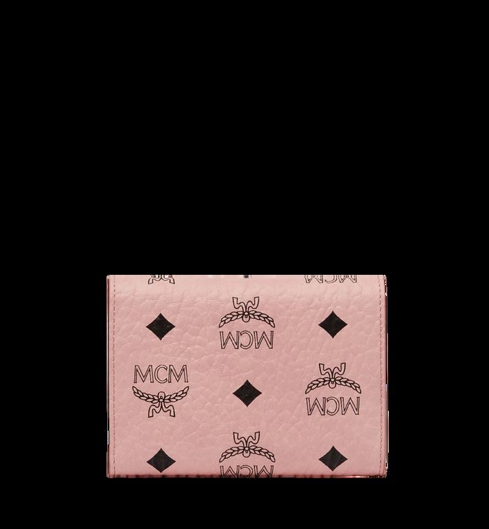 MCM Patricia dreifach gefaltete Brieftasche in Visetos MYS8SPA13PZ001 AlternateView3
