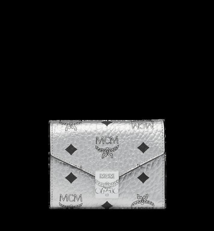 MCM Patricia dreifach gefaltete Brieftasche in Visetos MYS9SPA13SB001 AlternateView