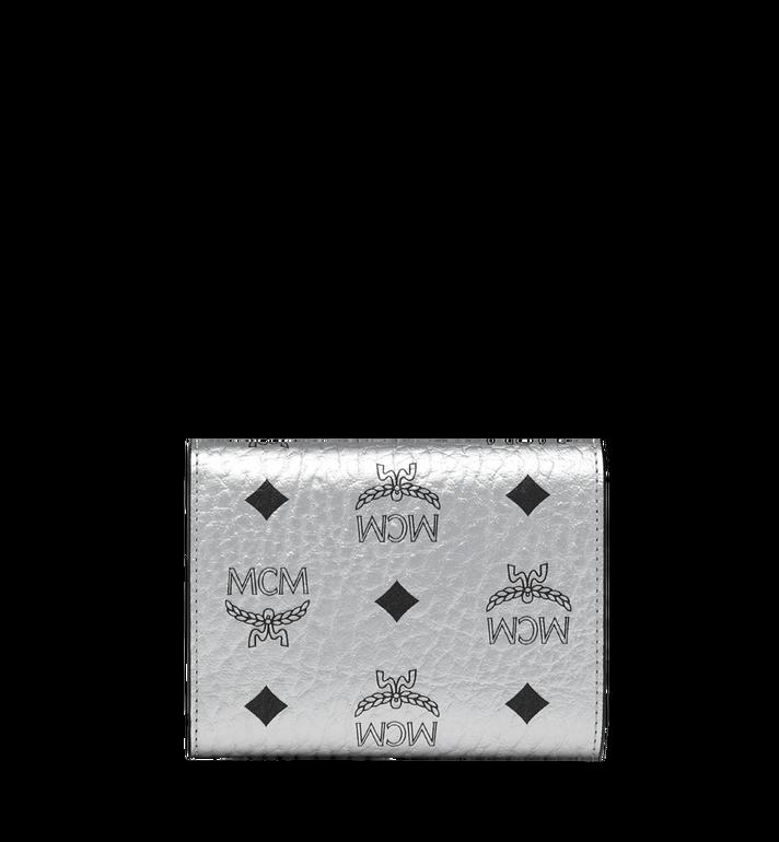 MCM Patricia dreifach gefaltete Brieftasche in Visetos MYS9SPA13SB001 AlternateView3