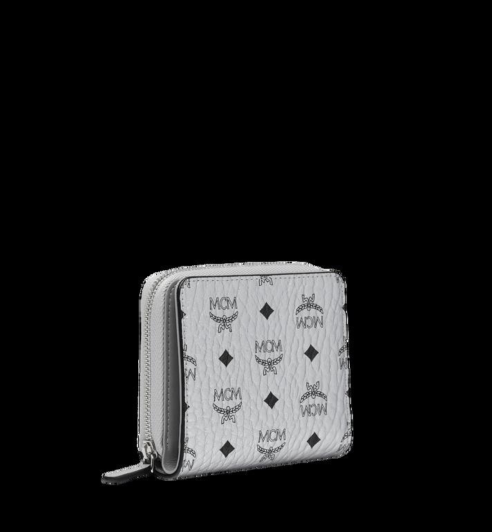 MCM Zip Around Wallet in Visetos Original MYS9SVI95SB001 AlternateView2