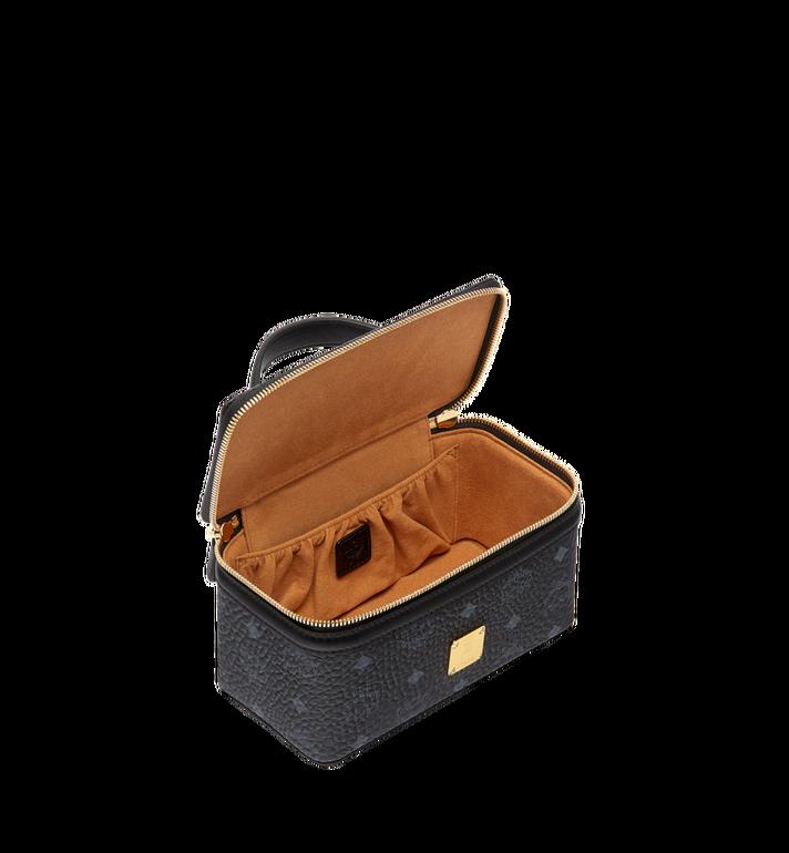 MCM Rockstar Vanity Case in Visetos Original MYZ6AVC01BK001 AlternateView5