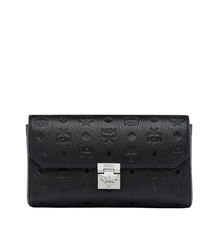 MCM Millie Crossbody in Monogram Leather MYZ7AME12BK001 AlternateView