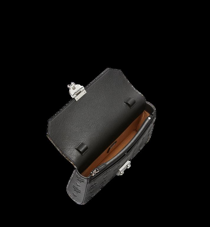 MCM Millie Crossbody-Tasche aus Leder mit Monogramm MYZ7AME12BK001 AlternateView5