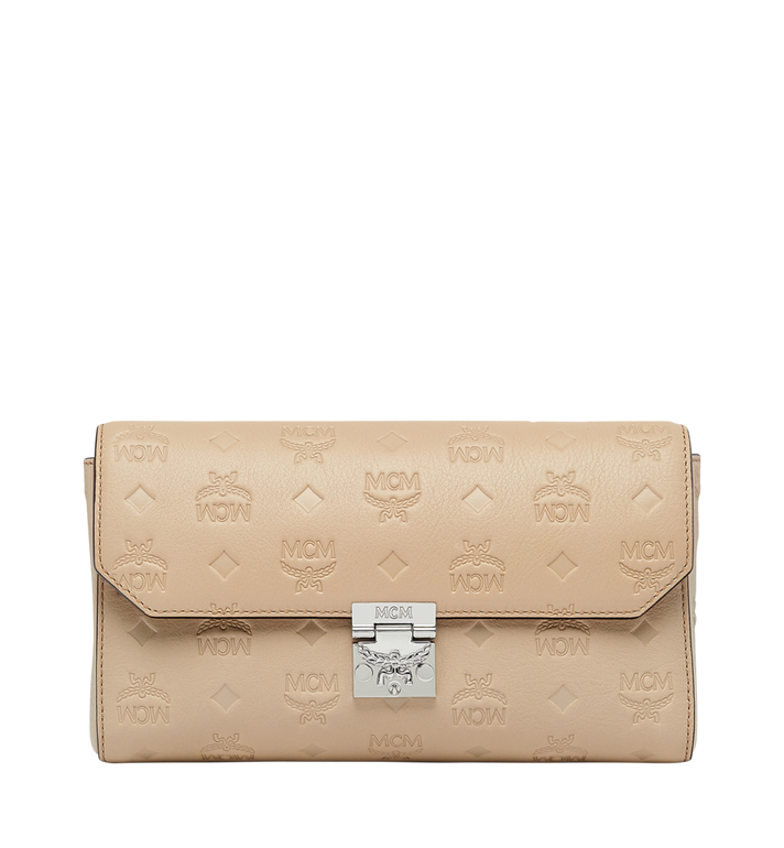 MCM Millie Crossbody in Monogram Leather MYZ7AME12IE001 AlternateView1