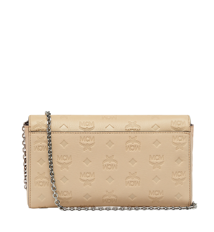 MCM Millie Crossbody in Monogram Leather MYZ7AME12IE001 AlternateView4