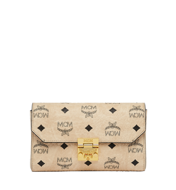 MCM Millie Crossbody in Visetos MYZ7SME04IG001 AlternateView