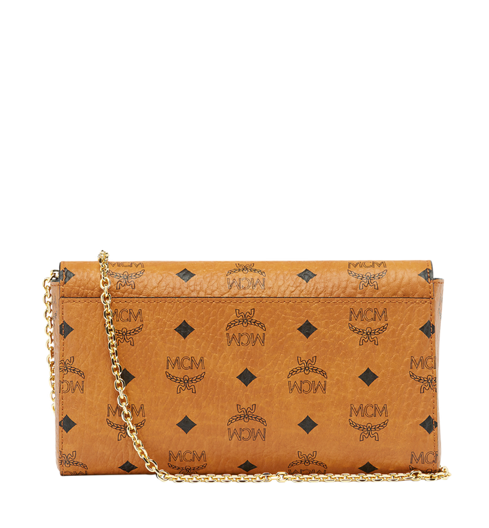 MCM Millie Crossbody in Visetos MYZ7SME05CO001 AlternateView4