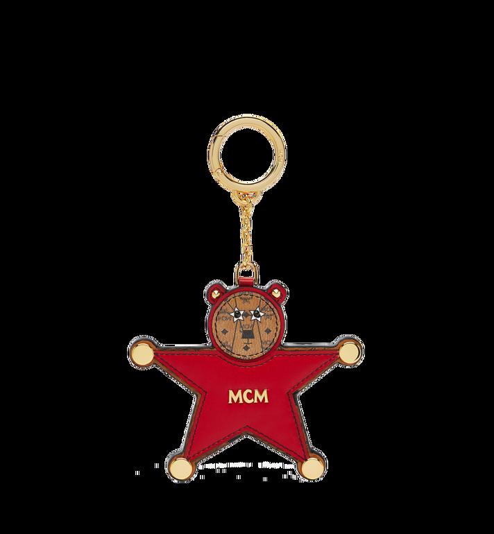 MCM Visetos 星型小熊挂饰 MYZ7SXA24RU001 AlternateView