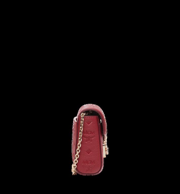 MCM Millie Flap Crossbody in Monogram Leather MYZ8AME11RY001 AlternateView3