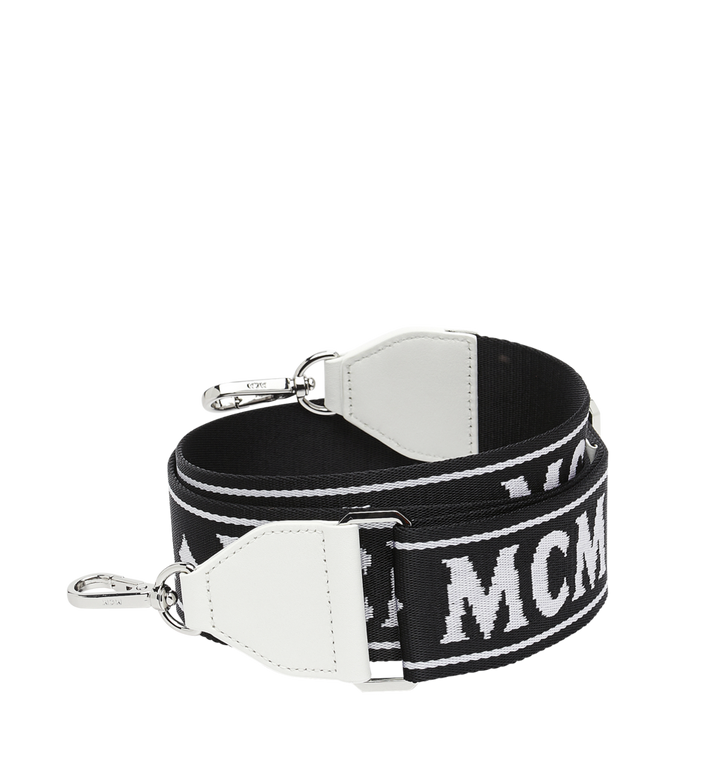 MCM MCM Webbing Shoulder Strap MYZ8AMM44BK001 AlternateView
