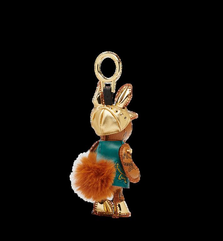 MCM 3D Rabbit Charm MYZ8AXL09KA001 AlternateView2