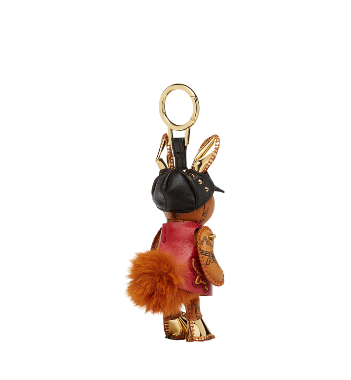 MCM 3D Rabbit Charm MYZ8AXL09RY001 AlternateView2