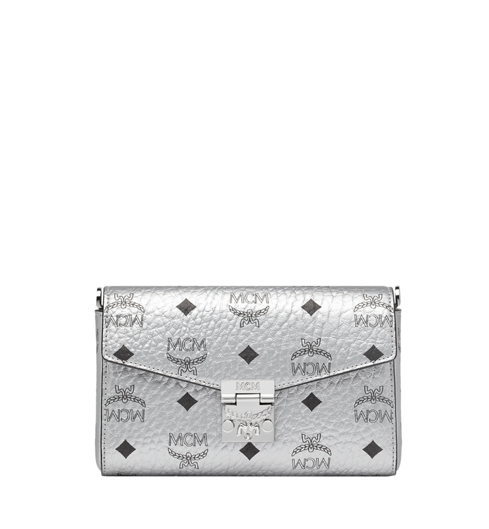 MCM Millie Flap Crossbody-Tasche in Visetos MYZ9SME04SB001 AlternateView