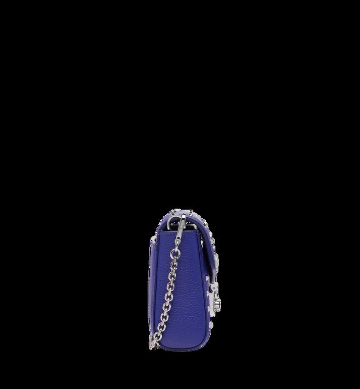MCM Millie Flap Crossbody-Tasche aus Studded Outline Leder MYZ9SME15HG001 AlternateView3