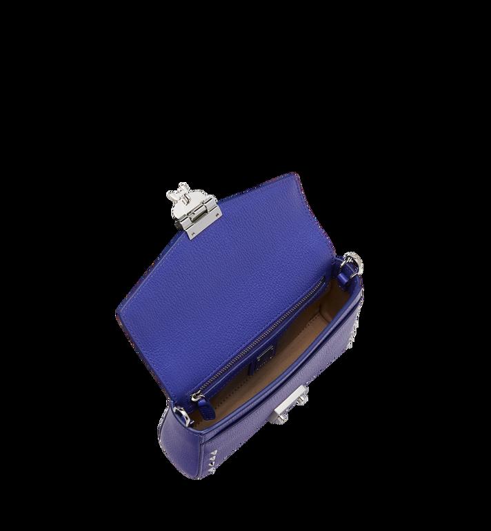 MCM Millie Flap Crossbody-Tasche aus Studded Outline Leder MYZ9SME15HG001 AlternateView5