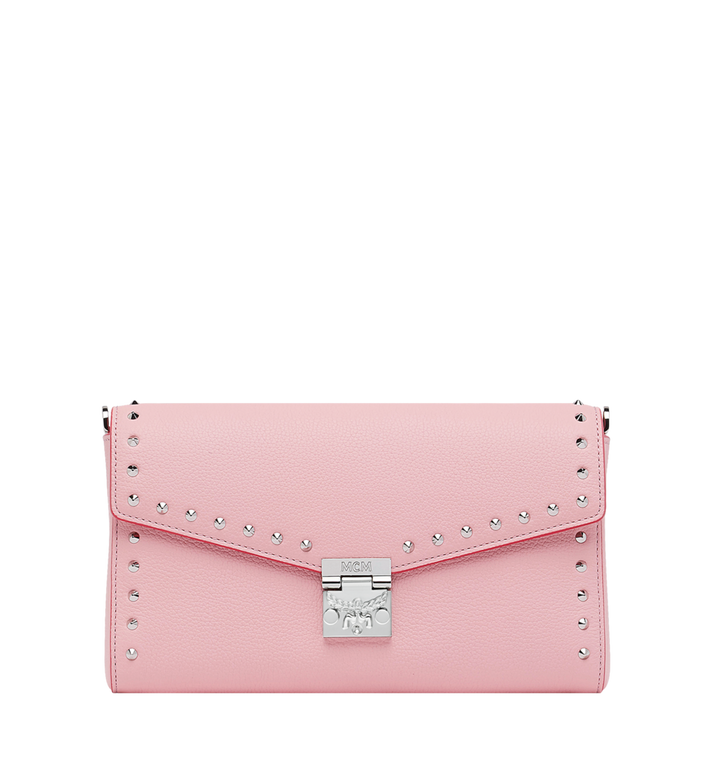 MCM Millie Flap Crossbody in Studded Outline Leather AlternateView