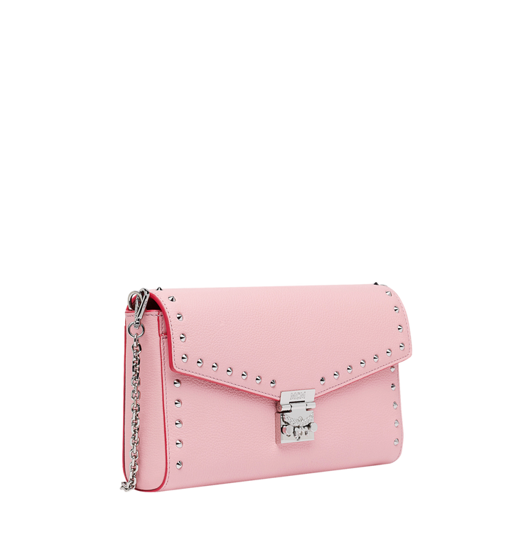 MCM Millie Flap Crossbody in Studded Outline Leather AlternateView2