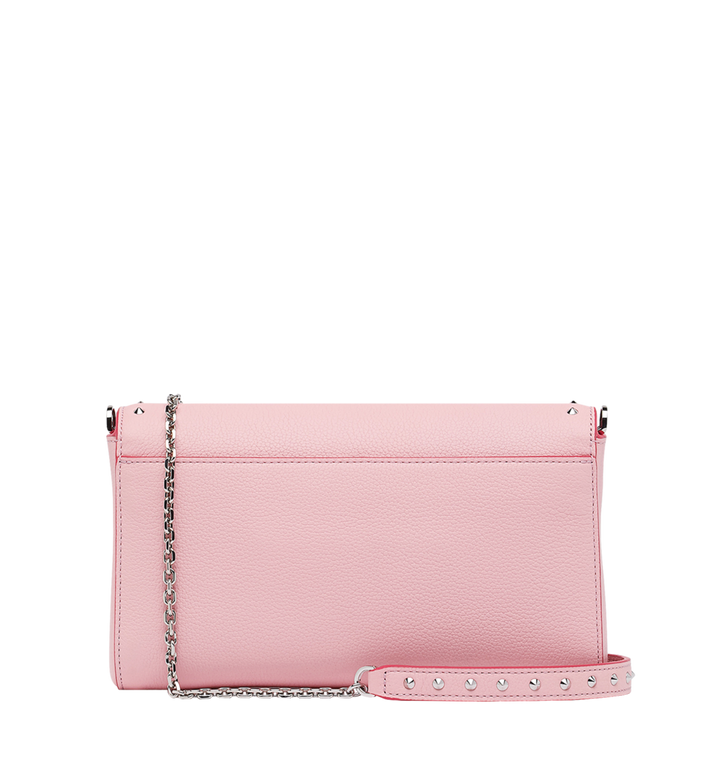 MCM Millie Flap Crossbody in Studded Outline Leather AlternateView4