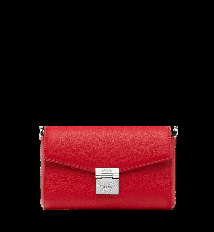 MCM Milla Crossbody-Tasche mit Überschlag aus Park Avenue Leder MYZ9SME54RU001 AlternateView