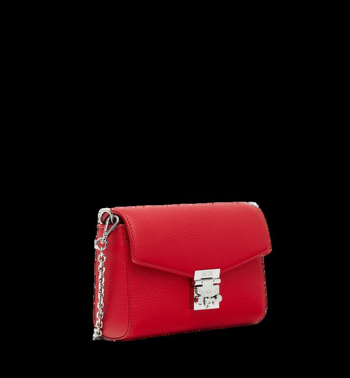 MCM Milla Crossbody-Tasche mit Überschlag aus Park Avenue Leder MYZ9SME54RU001 AlternateView2