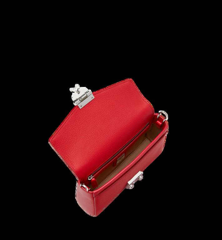 MCM Milla Crossbody-Tasche mit Überschlag aus Park Avenue Leder MYZ9SME54RU001 AlternateView5